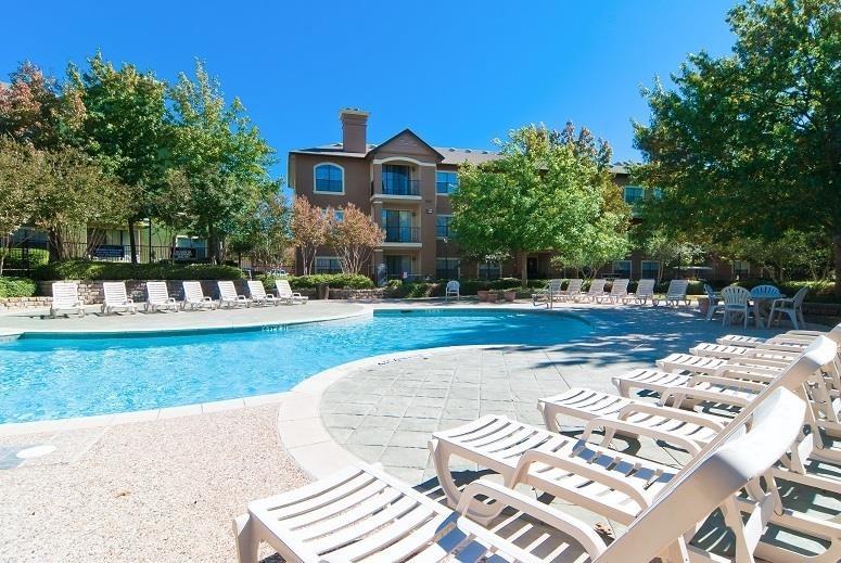 Pool at Listing #137617