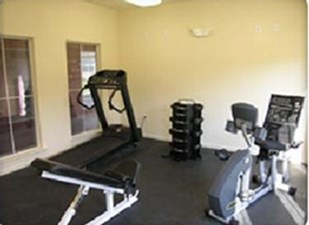Fitness Center at Listing #144680