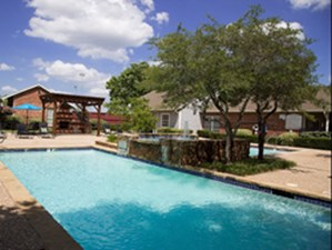 Pool at Listing #136362