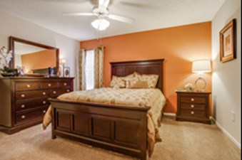 Bedroom at Listing #135986