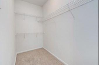 Closet at Listing #150665