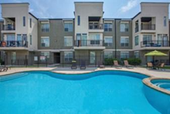 Pool at Listing #292880