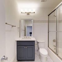 Bathroom at Listing #287499