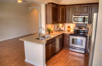 Kitchen at Listing #138974