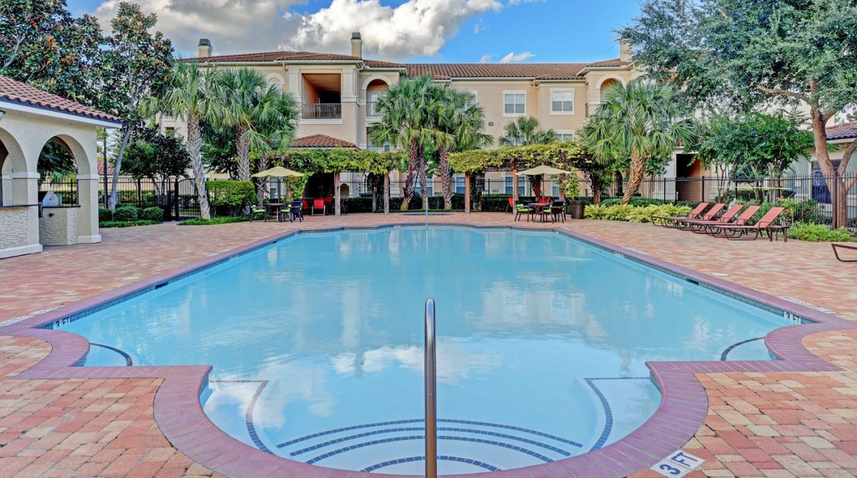 Pool at Listing #144219
