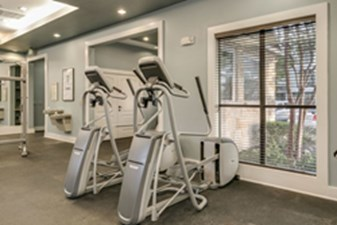 Fitness Center at Listing #145723