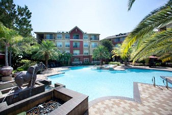 Pool at Listing #138978