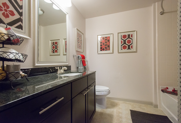 Bathroom at Listing #225600