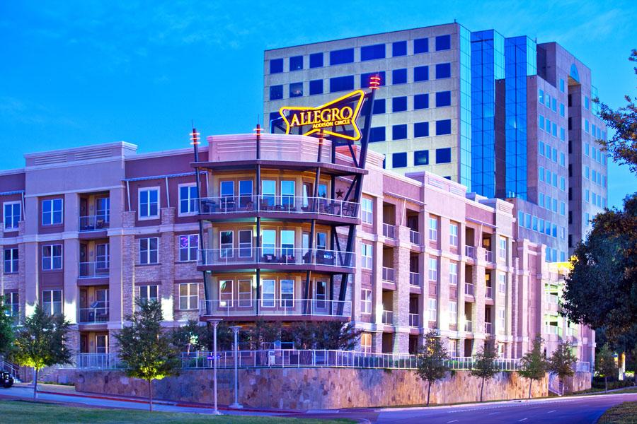 Allegro Addison Circle I Apartments Addison, TX