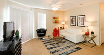 Living Room at Listing #137510