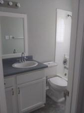 Bathroom at Listing #140867