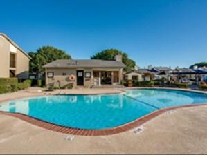 Pool at Listing #136395