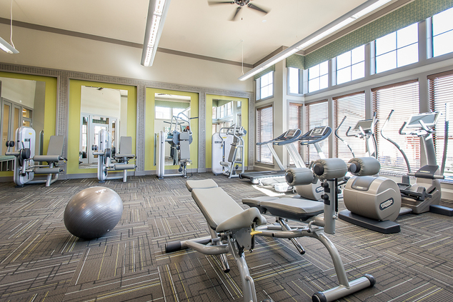 Fitness at Listing #225600