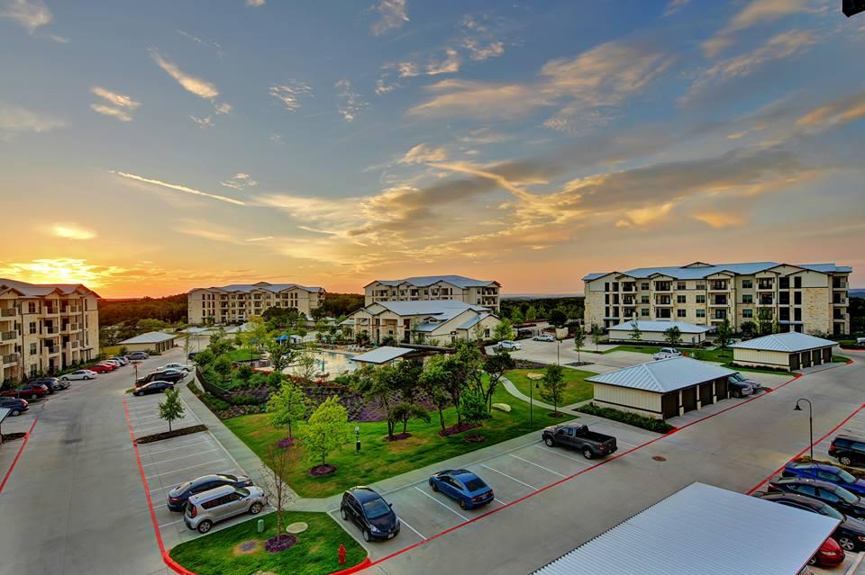 Landmark Conservancy Apartments Austin TX