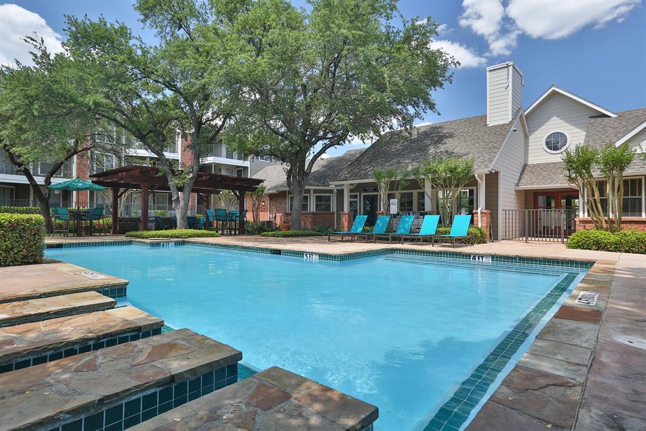 Pool at Listing #135979