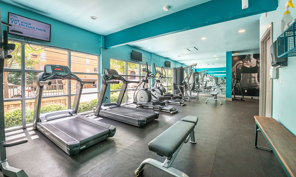 Fitness at Listing #145140