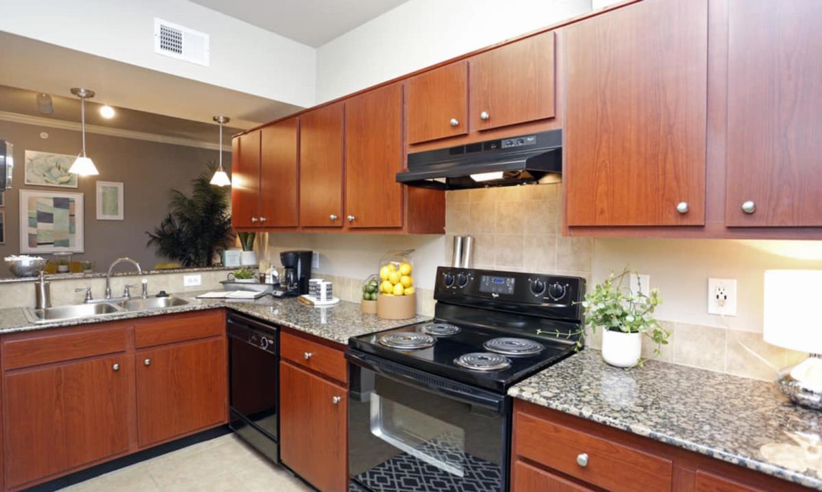 Kitchen at Listing #146117