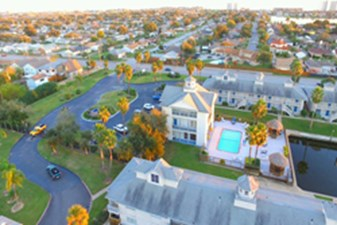 Aerial View at Listing #138370