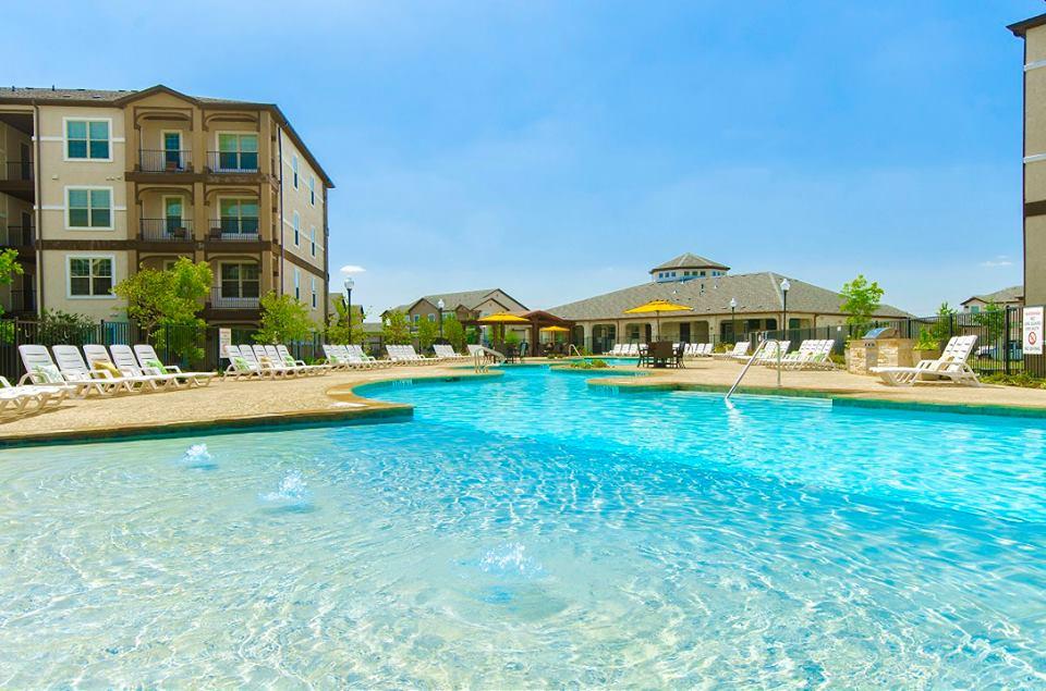 Pool at Listing #282619