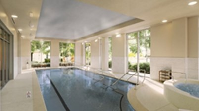 Indoor Pool	at Listing #299763