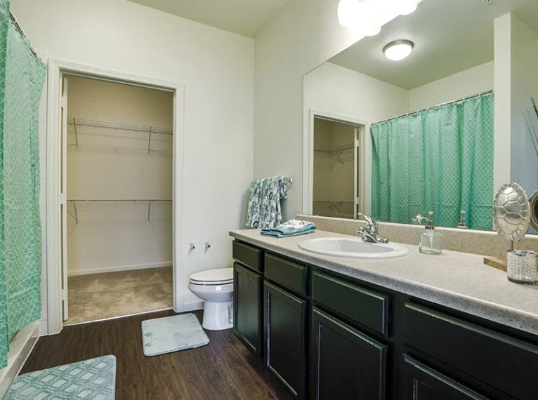 Bathroom at Listing #264026