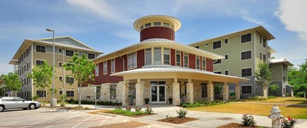 Buckingham Place Duplexes Apartments Austin TX