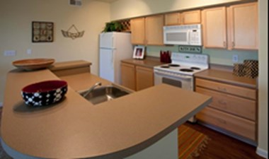 Kitchen at Listing #144427