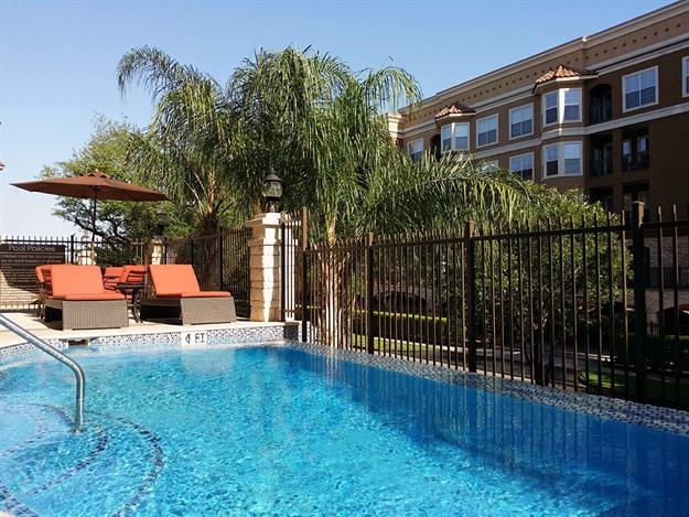 Pool at Listing #144696