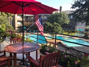 Pool at Listing #136095