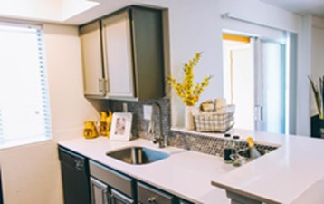 Kitchen at Listing #140481