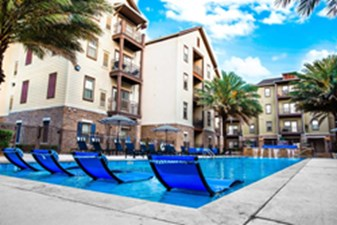 Pool at Listing #152241