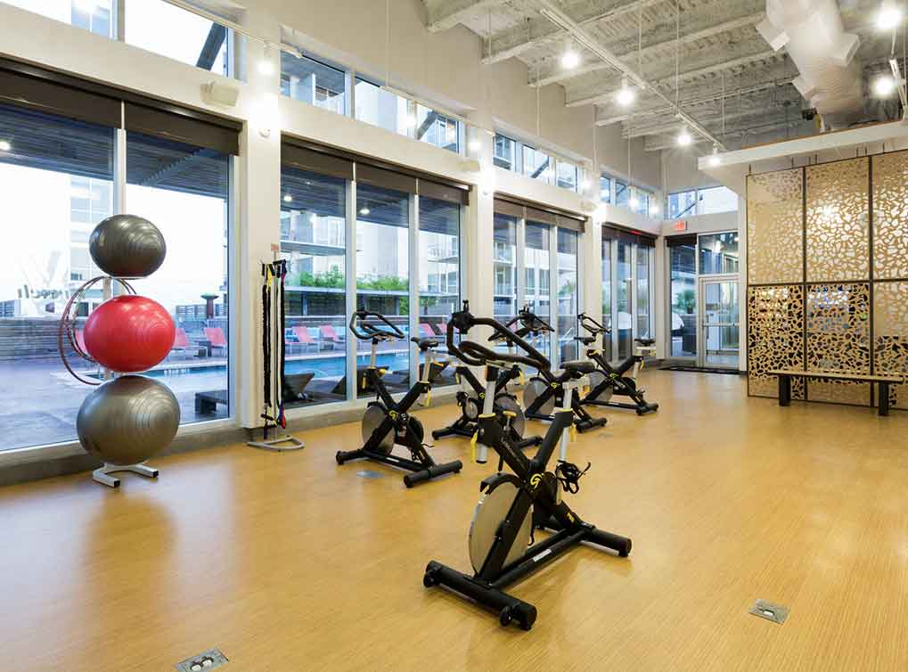 Fitness at Listing #144976