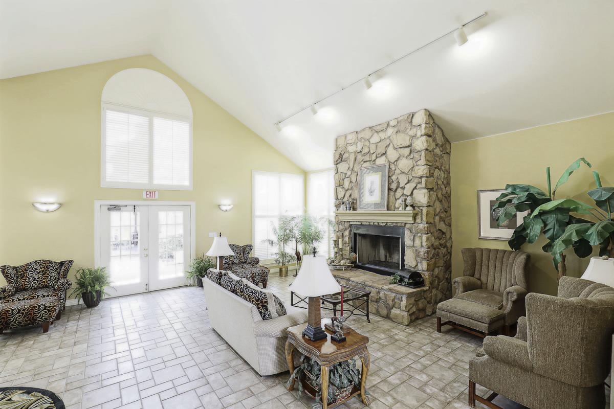 Clubhouse at Listing #137731