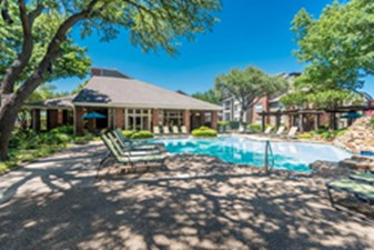 Pool at Listing #135781