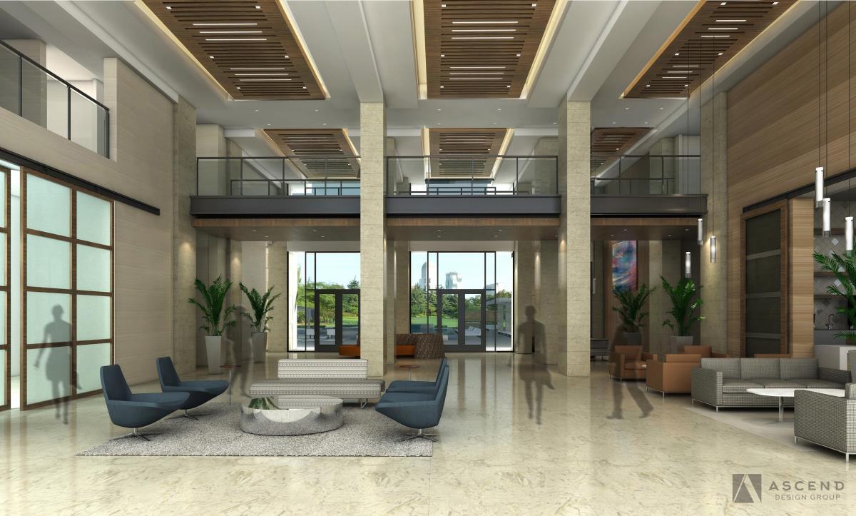Lobby at Listing #275971