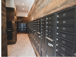 Mail Station at Listing #149039