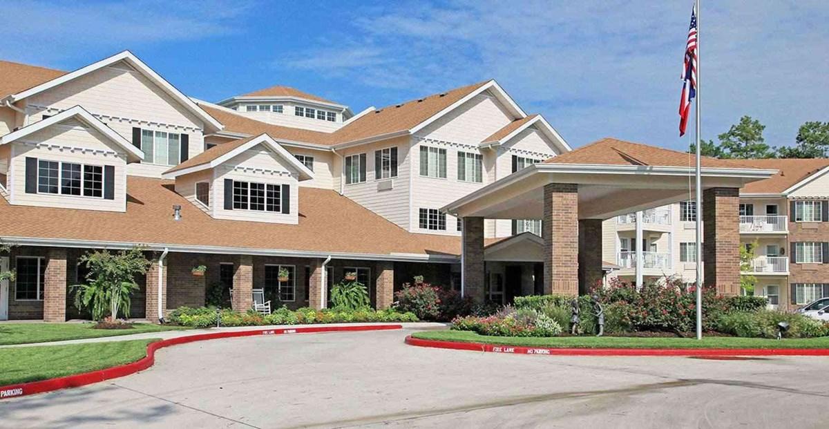 Cypress Woods ApartmentsHoustonTX