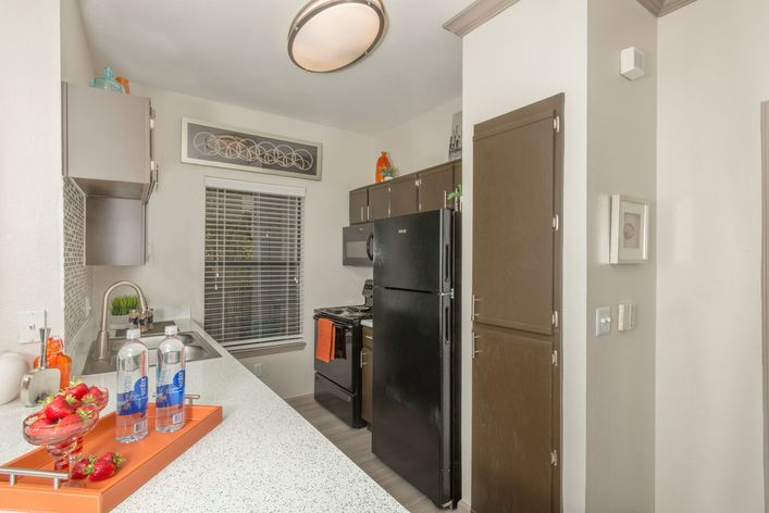 Kitchen at Listing #137657