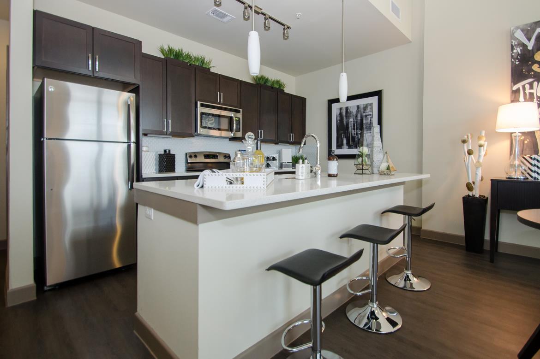Kitchen at Listing #270402