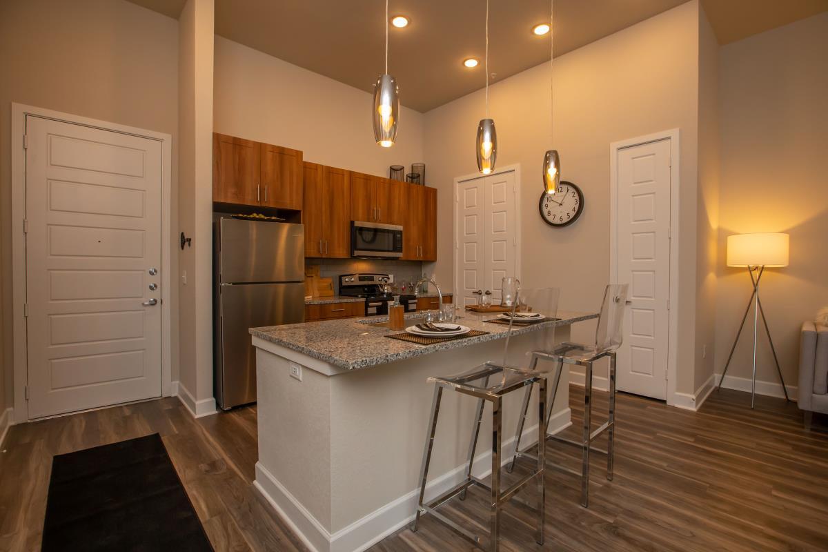 Kitchen at Listing #283012