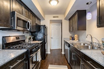 Kitchen at Listing #144424