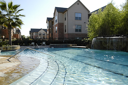 Pool at Listing #143384