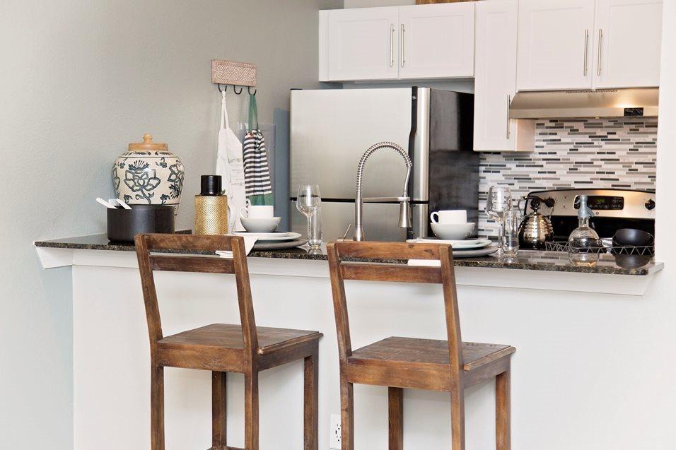 Kitchen at Listing #137586