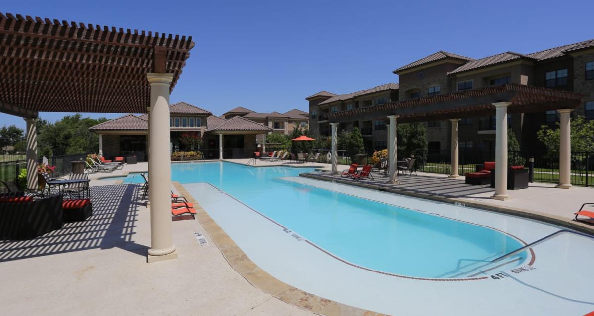 Pool at Listing #150840