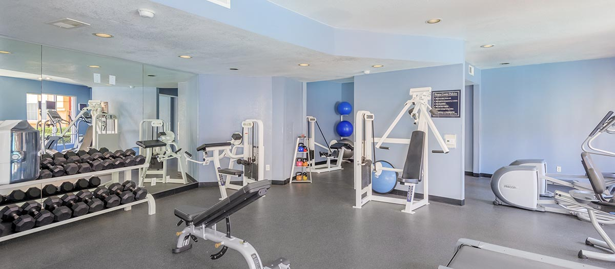 Fitness at Listing #137274