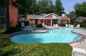 Pool at Listing #138658