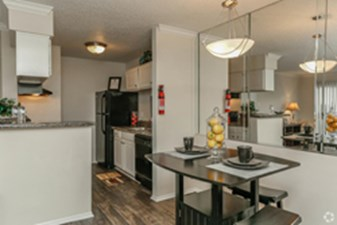Dining/Kitchen at Listing #138725