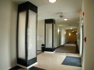 Hallway at Listing #138155