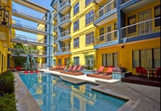 Pool at Listing #145763
