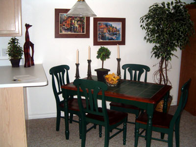 Dining at Listing #144133